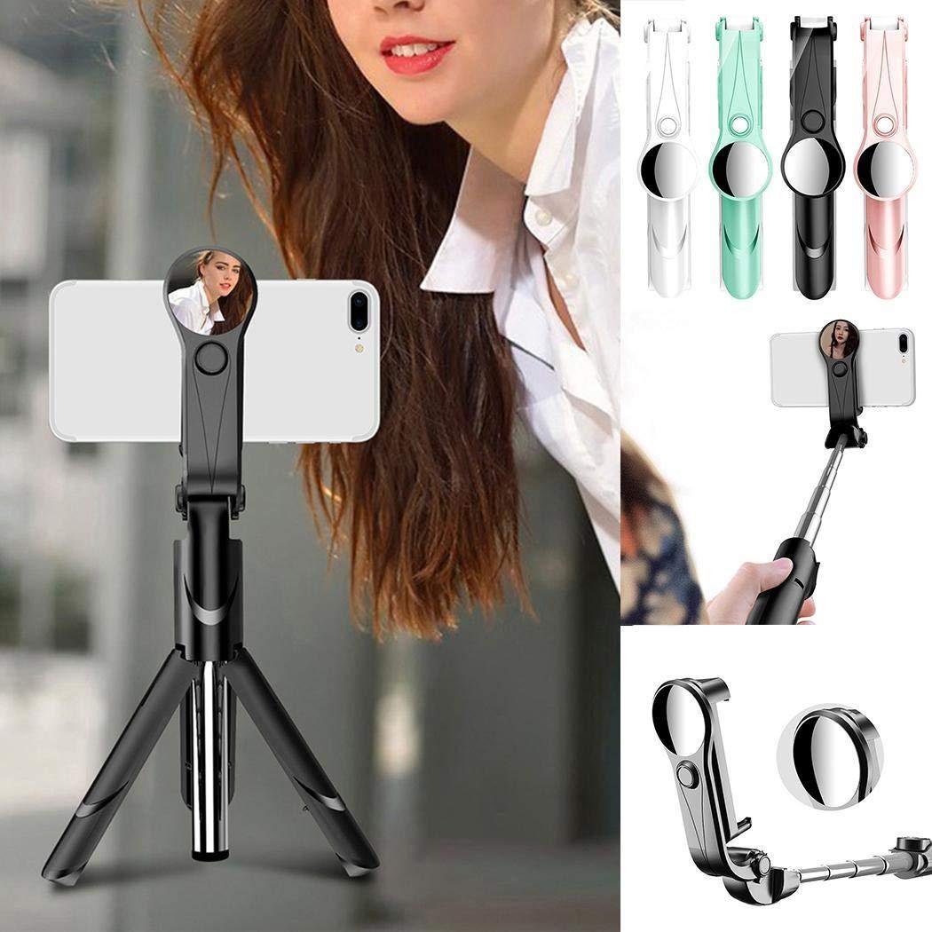 zeseam XT13S Bluetooth Teléfono móvil Selfie Tripod Selfie Stick Palos Selfie