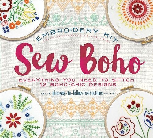 Sew Boho: Everything You Need To Create Boho Chic (Boho Designs)