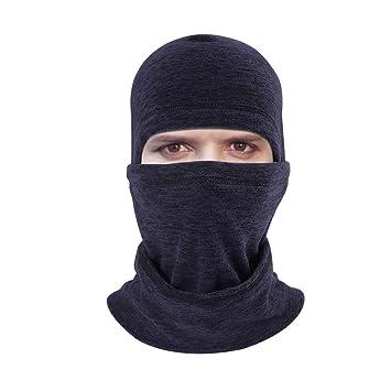 Sturmhaube winddicht Ski Maske – Gesichtsmaske Motorrad Halswärmer ...