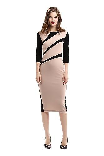 Women Office Dress Work Pencil Dress Party Dress
