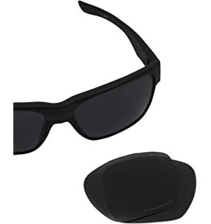 66cde2f60f4 COLOR STAY LENSES 2.0mm Thickness Polarized Replacement Lenses for Oakley  TwoFace XL 009350 Black