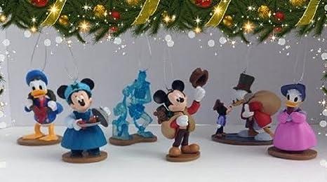 Mickey's Christmas Carol Ornament Set - Amazon.com : Mickey's Christmas Carol Ornament Set : Everything Else