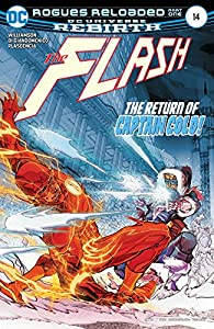 The Flash (2016-) #14
