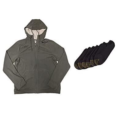Amazon.com: Nike Dri-Fit Touch - Sudadera con capucha y 3 ...