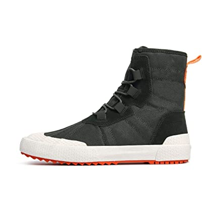 "TWEAK ""Explorer"" Men's High-Top Fashion Fur Lined Winter Boots 