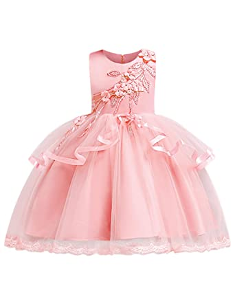 Amazon Formal Dresses For Girls Baby Fall Beautifully Flower