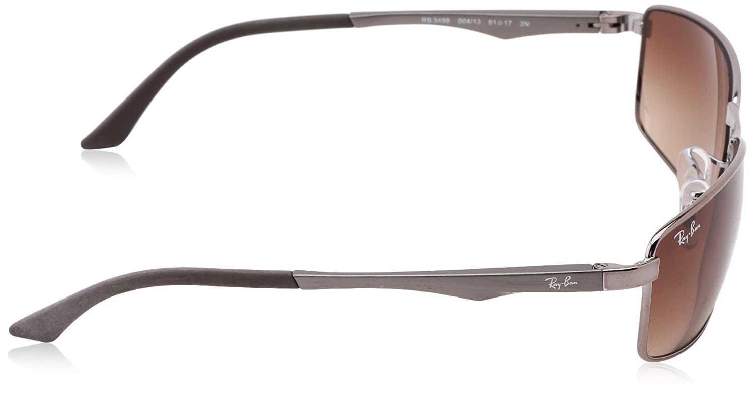 71a722d056 Ray-Ban Sonnenbrille N A (RB 3498 004 13 61)  Ray-Ban  Amazon.co.uk   Clothing