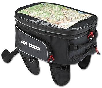 Amazon.com: Givi EA102 Bolsa para tanque – Base Magnética ...
