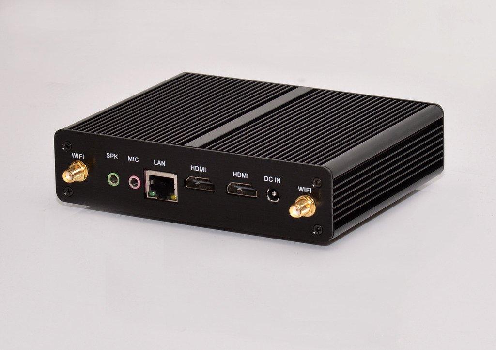 高品質の人気 intel USB3.0 Bay Trial Celeron included N2920 Quad core Wifi 2.0GHz Mini Box PC Fanless PC HTPC with 2G RAM and 24G SSD Support Linux/windows Touch screen USB3.0 Wifi included VGA HDMI HD 1080P , B01D7UKBZI 2G RAM 60G SSD, アイナスタイル:40c92695 --- arbimovel.dominiotemporario.com
