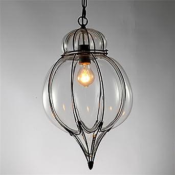 Shengye Rétro Style Lampe Bar Rustique Plafonnier Suspension Lustre vNn0wO8ym