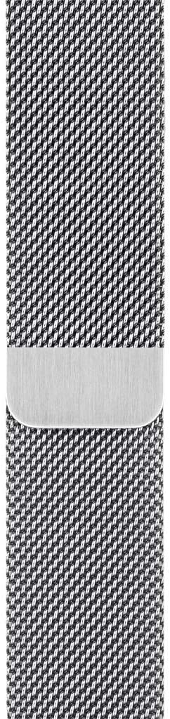 Apple Watch Milanese Loop Band 44mm Black