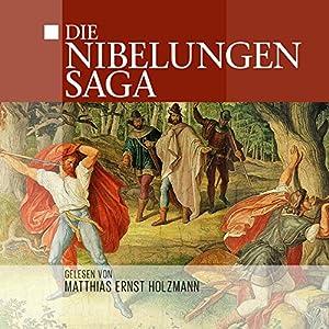 Die Nibelungensaga Hörbuch