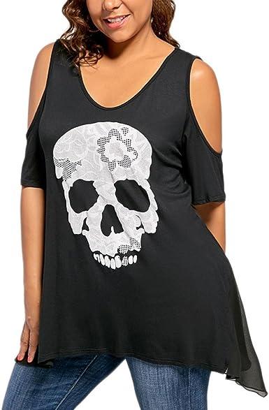 Camisetas Mujer Verano Blusa Mujer Elegante Camisetas Mujer Largas ...