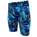 Flow Funky Swim Jammers – Jammer Swimming Shorts in Boys Size 24 to 30 with Eight Radical Swimsuit Designs to Choose from