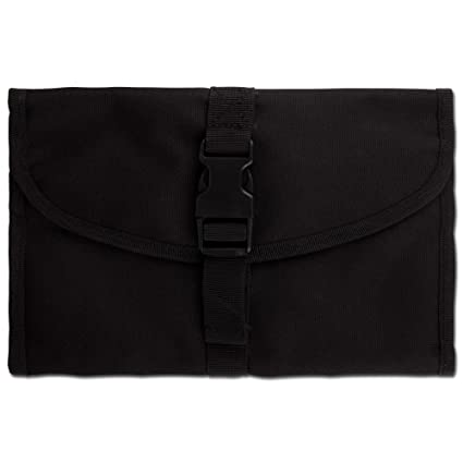 c4433cd0f3 Image Unavailable. Image not available for. Color  Mil-Tec British Army  Toiletry Bag Black