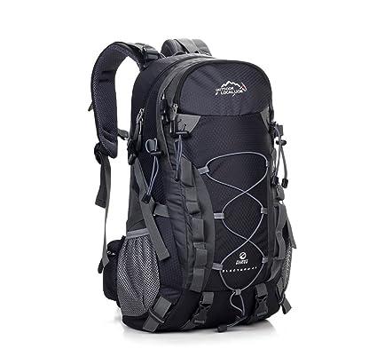 c17db10d6dcd Cuckoo 36 Liters Unisex High-capacity Outdoor Climbing Camping Travel  Backpack Large Hiking Daypacks Waterproof Mountaineering Bag