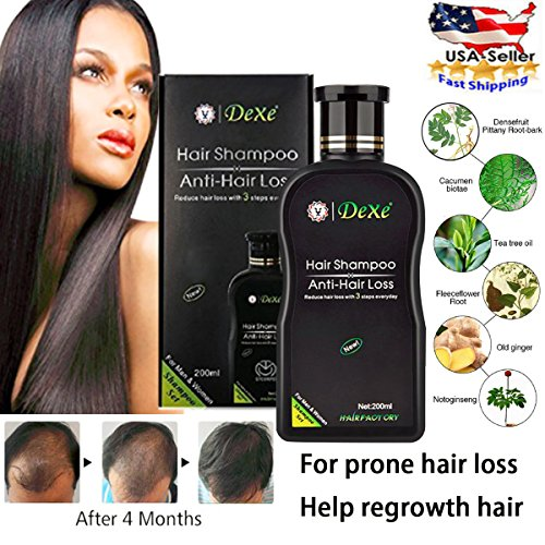 Hair Care Shampoo Anti-Hair Loss Hair Growth shampoo Natural Ingredients Organic Featuring Mint & Tea Tree Oil Hair Regrowth Conditioners For men & women
