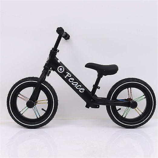 Bicicleta para niños de 2 a 8 años, niñas y niños Equilibrar ...