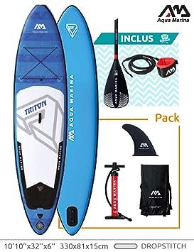 Aquamarina Triton Tabla para Surf de Remo, Unisex Adulto, Large