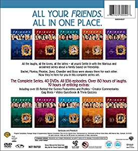 Friends: The Complete Series by WarnerBrothers