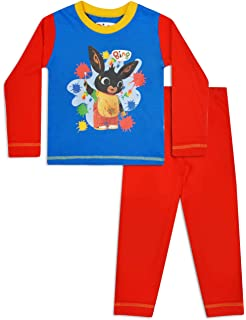 897bcf843764 Bing Boys Official Bunny   Flop Teddy Goodnight Pyjamas Sizes From ...