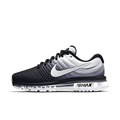 best loved 02877 057b5 Nike Men's Air Max 2017 Running Shoe 849559-010 US8.0: Amazon.ca ...