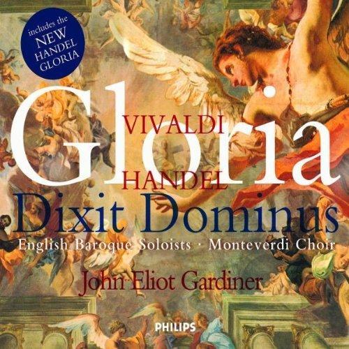 Vivaldi: Gloria / Handel: Dixit Dominus by The Monteverdi Choir : The Monteverdi Choir, English Baroque Soloists: Amazon.es: Música