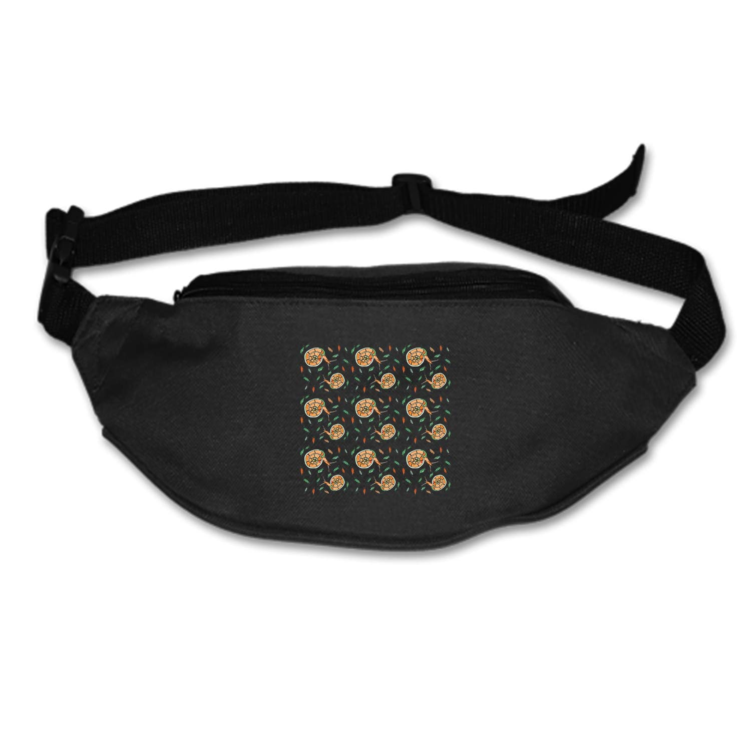 ItS Ok To Be A Snail Sport Waist Pack Fanny Pack Adjustable For Hike