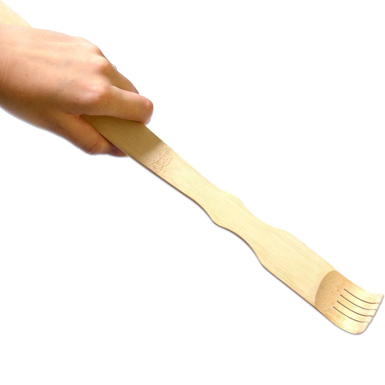 48 cm Forchettina per grattare la schiena in legno MTGL D12823E
