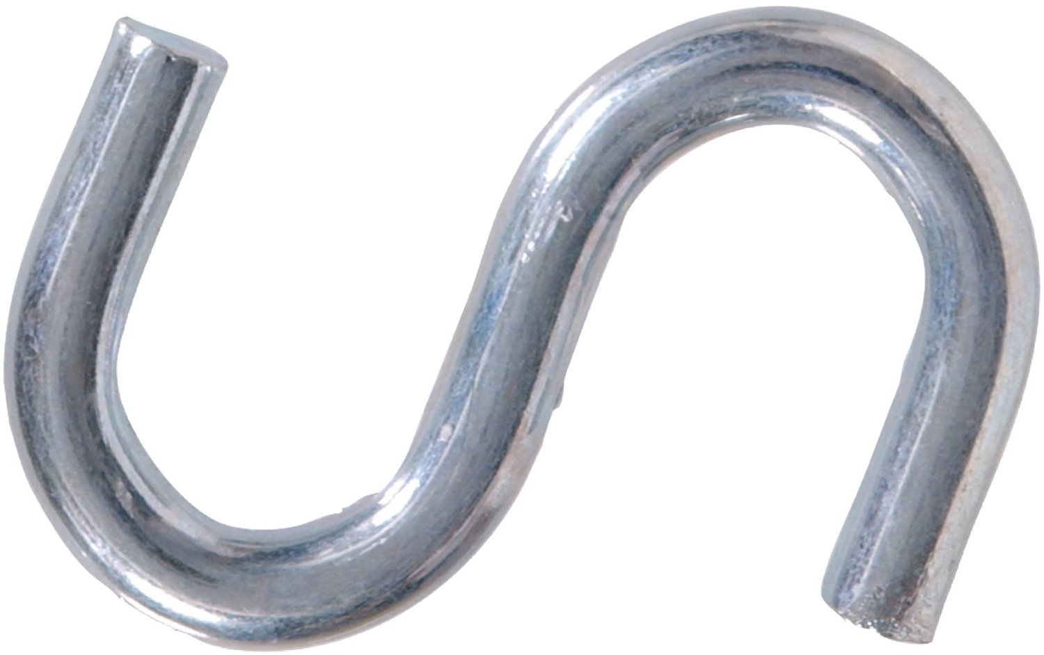 10-Pack The Hillman Group The Hillman Group 706 Zinc S Hook 1 3//4 In