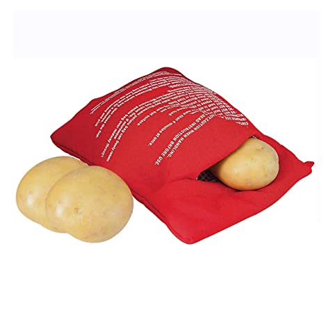 Amazon.com: Microwave Potato Bag, HomeYoo Baked Potato ...
