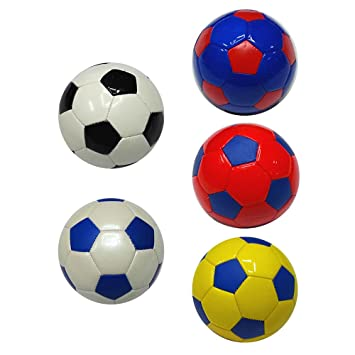 JWBOSS 15cm Mini Pelota de fútbol Juguetes Niños Niños Actividades ...