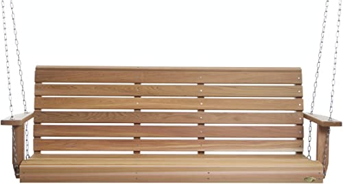 All Things Cedar PS70U Porch Swing