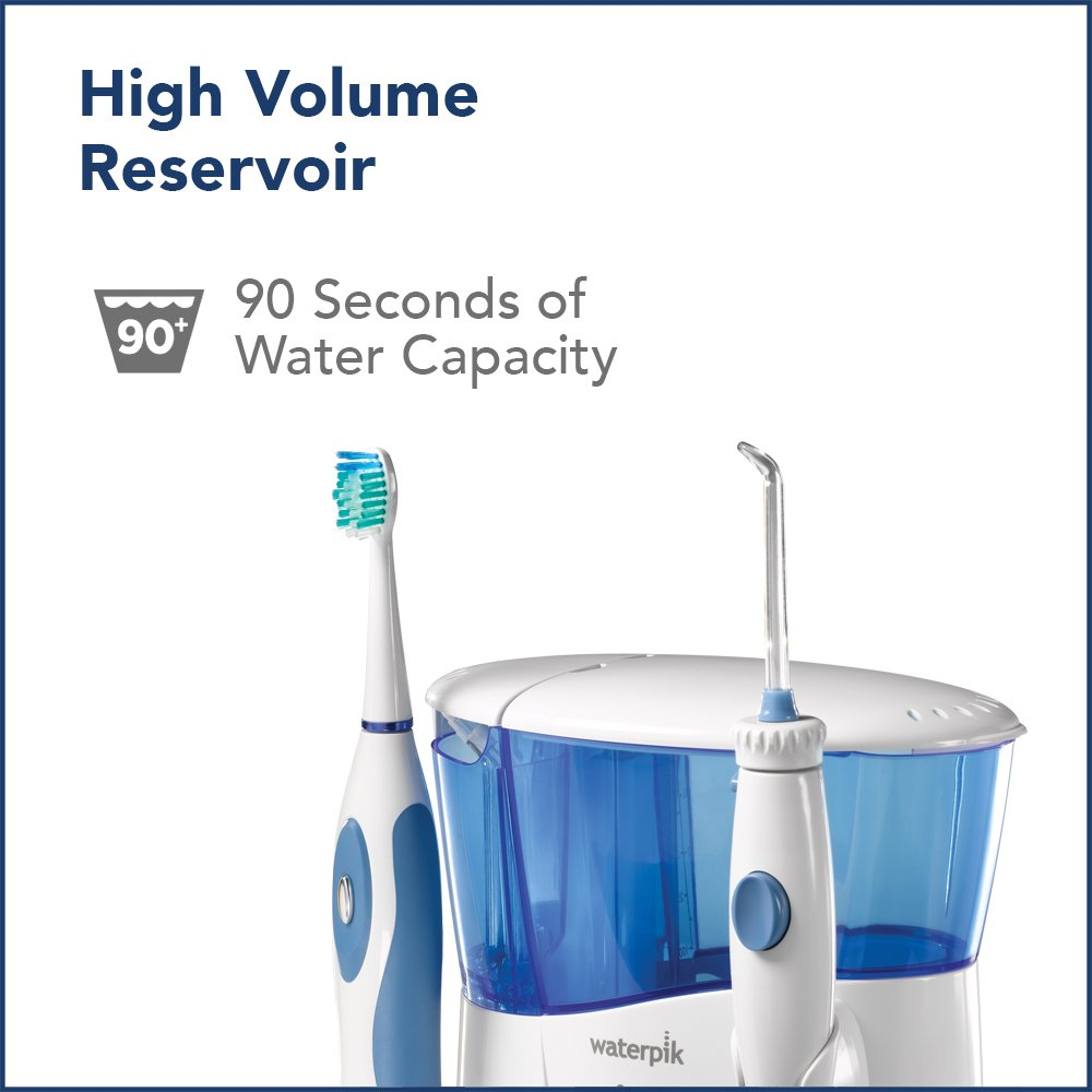 Waterpik Complete Care Wp900 Electric Waterflosser and Sonic Toothbrush All-in-1 by Bathroom Accessories by Waterpik (Image #6)