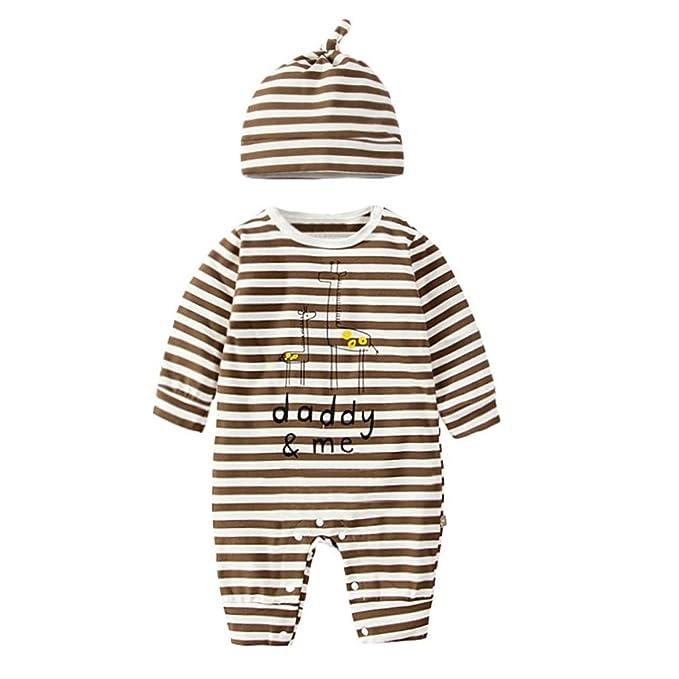 Fuibo Baby Kleidung, Neugeborenes Kleinkind Infant Baby Langarm ...