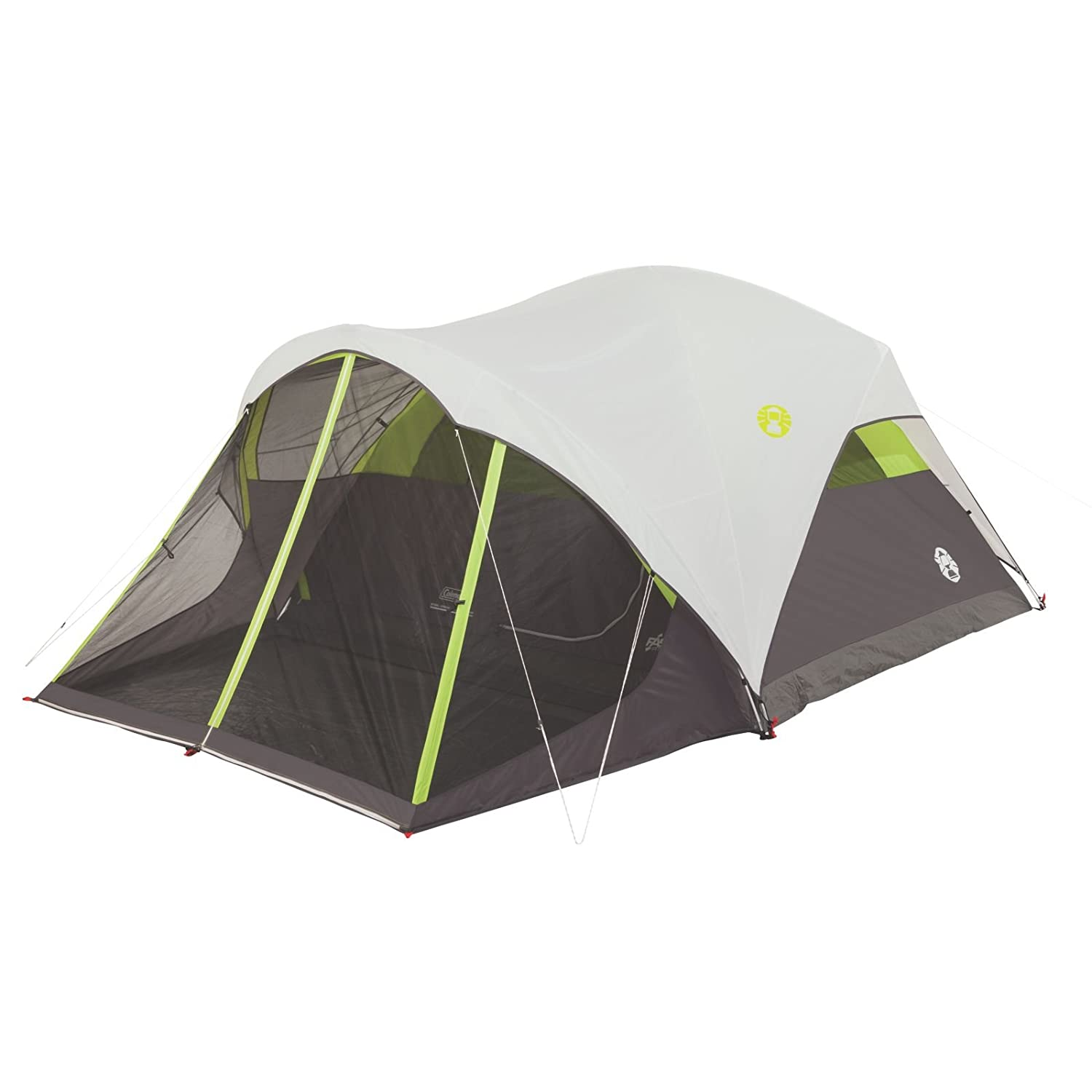 STEEL CREEK FAST PITCH 6-PERSON DOME TENT WITH SCREEN ROOM  sc 1 st  Amazon.com & Family Camping Tents | Amazon.com