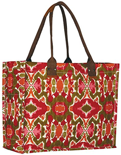 Rock Flower Paper Gigi Tote Hillary Spice Travel Totes
