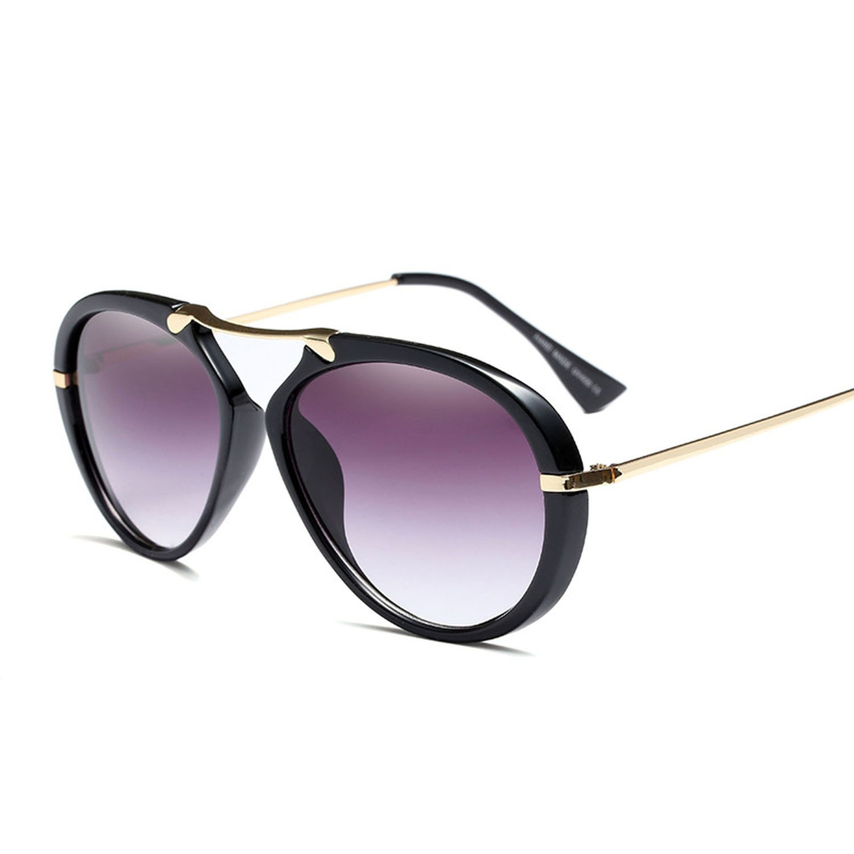 Amazon.com: Marco de gafas ovaladas de tamaño grande 2018 ...