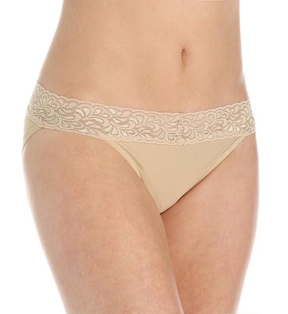 72a8632af30c5 Amazon.com: Ex Officio Give-N-Go Lacy Low Rise Bikini Panty (2193 ...