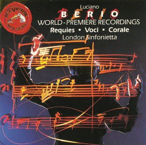 Price comparison product image Berio: Requies; Voci; Corale