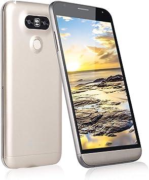 Momorain 6 Pulgadas Quad Core Teléfono móvil Pantalla táctil ...