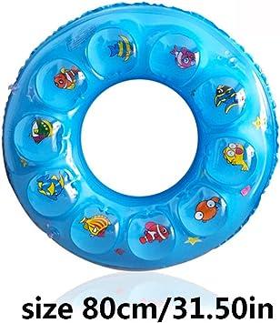 Natación Anillo niños Flotador Piscina Inflable protección con ...
