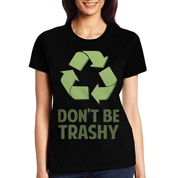 Teen tries to be trashy