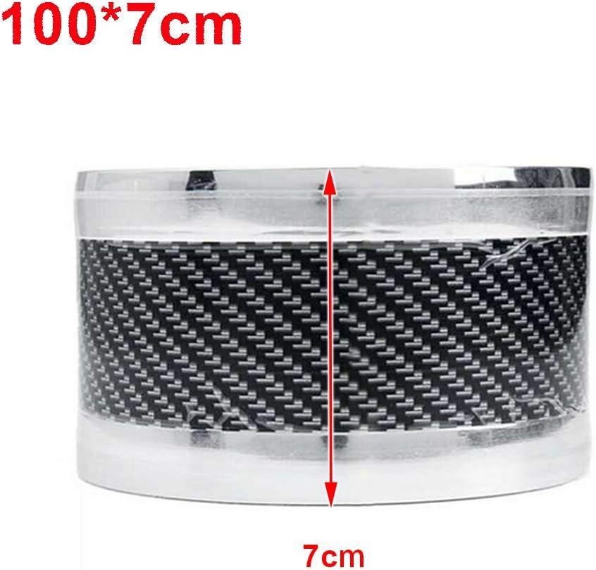Eli-CHANBG b/âti de bande de protection de seuil de fibre de carbone de voiture pour le pare-chocs avant de porte de camion
