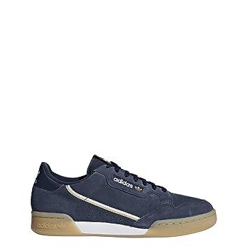 De Bleu 80 Chaussures Pour Adidas Continental Homme Tennis Marine rChQxtsdB