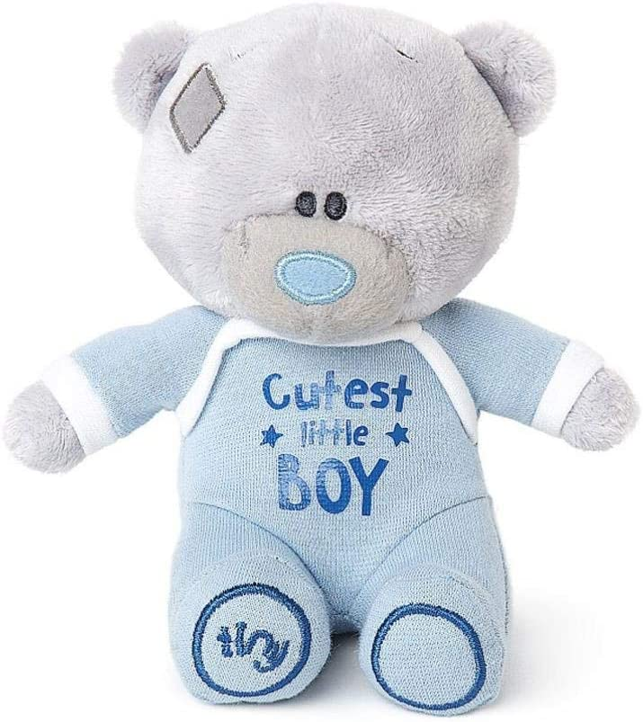 lovely gift Personalised Baby Small Bear Plush Teddy Comforter