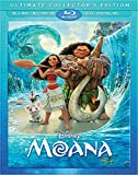 From Walt Disney Animation Studios comes MOANA, an epic adventure about a spirited teen who sets sail on a daring mission to save her people. Along the way, Moana (Auli'i Cravalho) meets the once mighty demigod Maui (Dwayne Johnson), and together the...