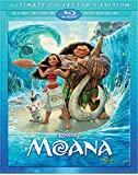 Moana (Bilingual) [3D Blu-ray + Blu-ray + DVD + Digital HD]