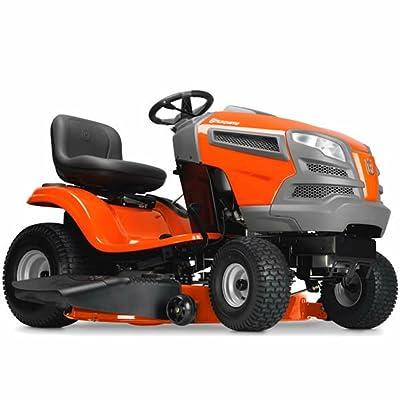 "Husqvarna YTH18K46 46"" Lawn Tractor 18hp Kawasaki V-Twin #960430218"