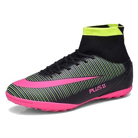 new list release date top design Willsky Football Boots,Men's High Top Soccer Training Shoes Kids ...
